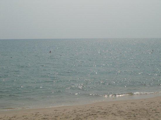 Regent Chalet Regent Beach Cha-Am: la mer