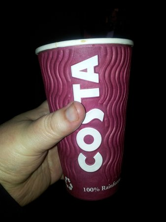 Premier Inn Edinburgh Park (The Gyle) Hotel:                   hotels very own costa coffee