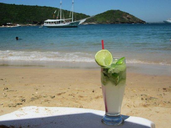 Joao Fernandinho Beach:                   Ocio y relax