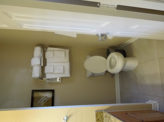 BEST WESTERN PREMIER Saratoga Resort Villas: bathroom