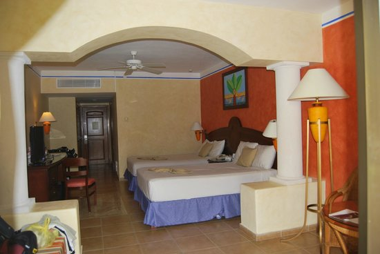 Grand Bahia Principe Coba:                   Suite at Coba Primier