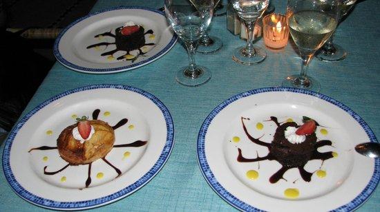 Sunscape Dorado Pacifico Ixtapa:                                                       très bon desserts