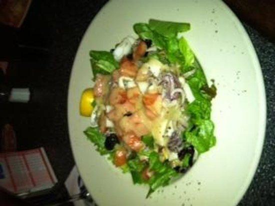 Jerry & The Mermaid: Mermaid seafood salad