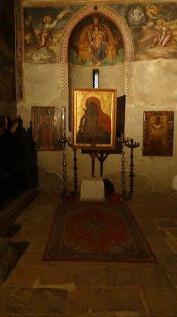 Ioannis Lampadistis (John Lampadistis Monastery):                   Virgin Mary