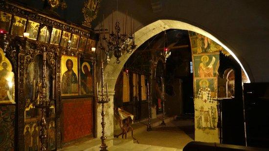 Ioannis Lampadistis (John Lampadistis Monastery):                   The chapel of St. John Lambadistis (17th-18th centuries)
