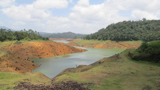 Gavi, India:                                                       Anathode Dam