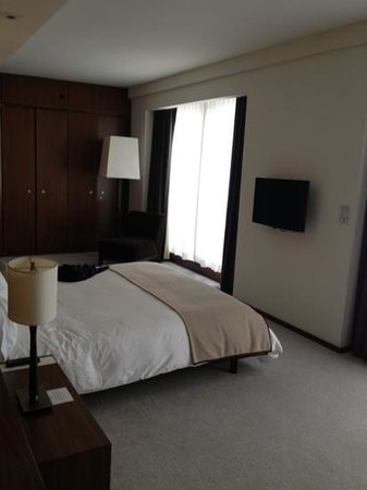 Langham Place, Fifth Avenue: chambre