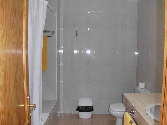 Costa Sal Villas and Suites: bagno