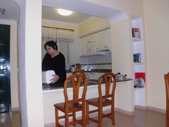 Costa Sal Villas and Suites: angolo cottura 2