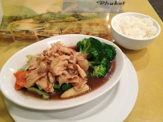 Bangkok Cafe Menu Fredericksburg Va