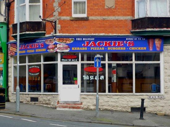 Jackie's, Old Colwyn