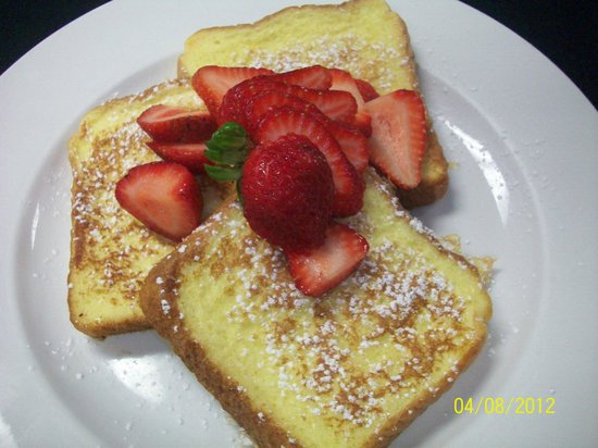 Grand Plaza cafe: Texas Style French Toast