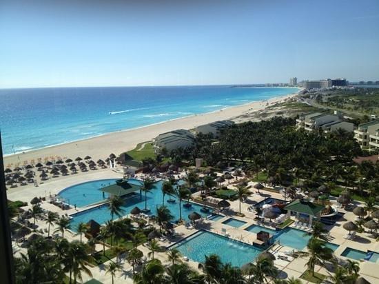 Iberostar Cancun:                   What a view!!!