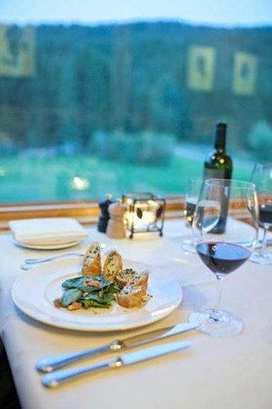 Rainbow Ranch Lodge: Dinner For Two at The Restaurant