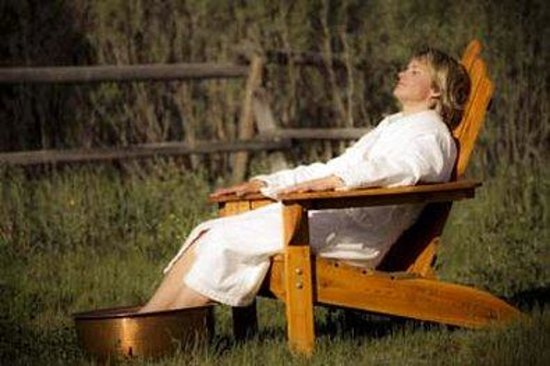 Rainbow Ranch Lodge: Spa Treatments