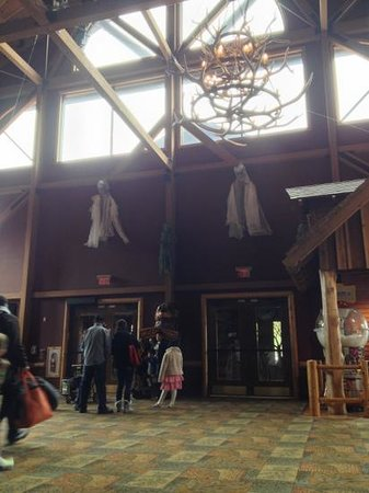 Great Wolf Lodge:                   October 2012