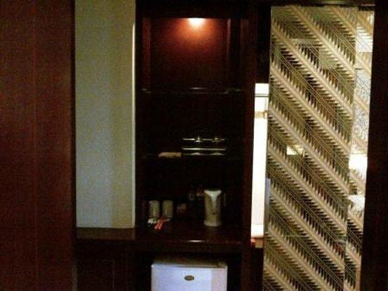 Hotel Grand Candi Semarang: bar