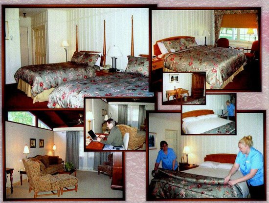 The Inn at the Beeches: Collage