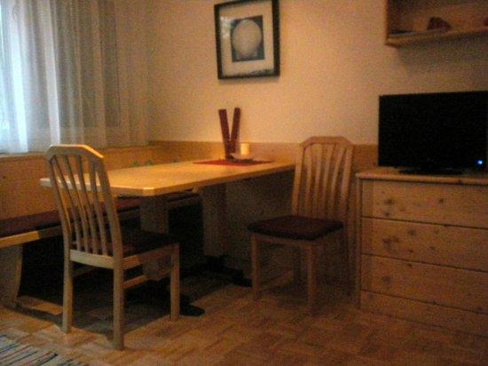 Pension Kranebitt:                   appartamento n°2