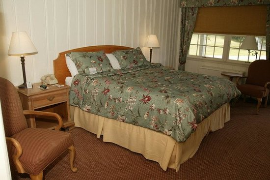 The Inn at the Beeches: Bedroom