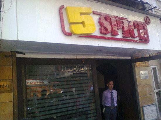 Spice Chinese Food Mumbai Maharashtra