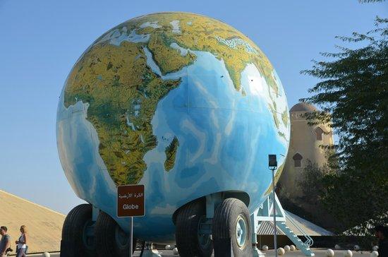Emirates National Auto Museum:                   ENAM