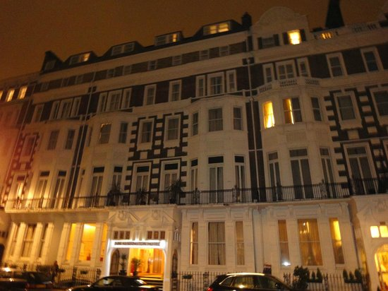 Avni Kensington Hotel: the hotel
