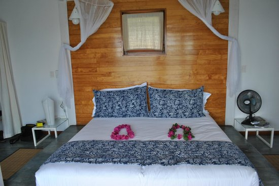 Hotel Altiplanico:                   Vista de la cama