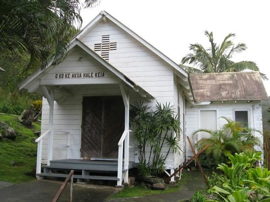 Maui Island Activities:                   St. Francis Xavier Mission-Founded 1846