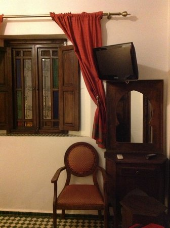 Dar Fes Medina:                   Dressing table