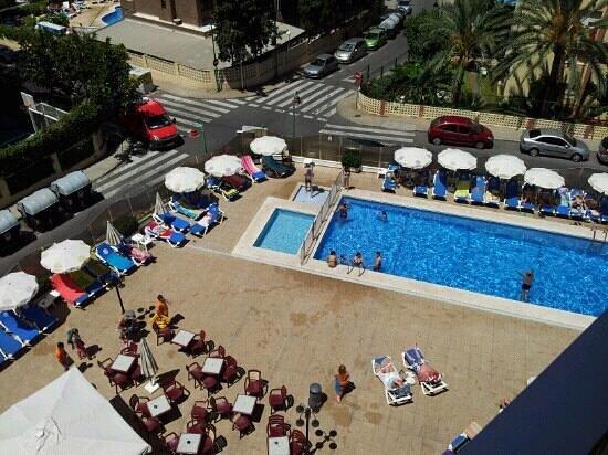 Servigroup Rialto:                   piscina