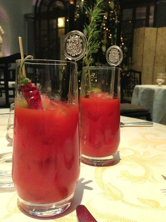 The St. Regis Florence: Delicious