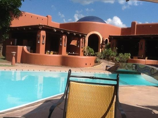 AVANI Victoria Falls Resort:                   Zambesi sun hotel
