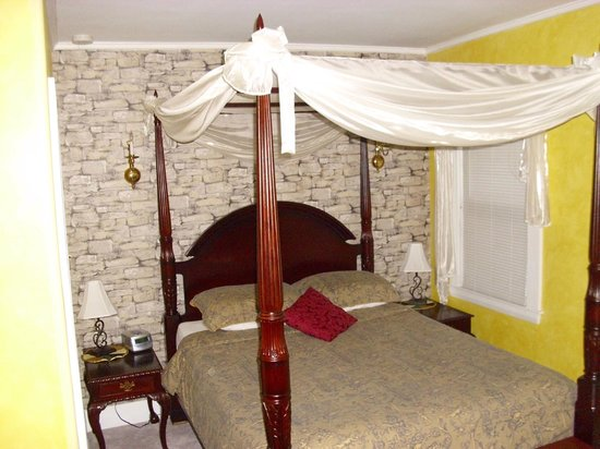 Kempt, Kanada:                                     Romance room