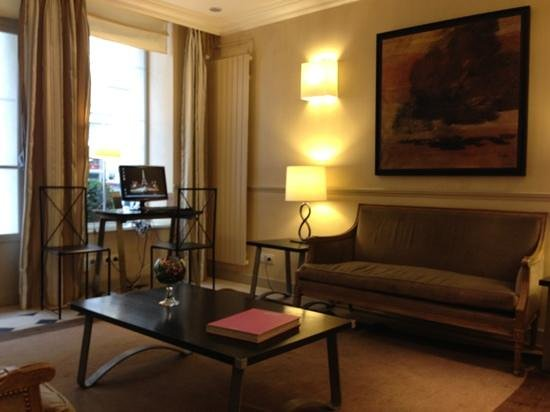 Hotel Relais Bosquet Paris: reception...
