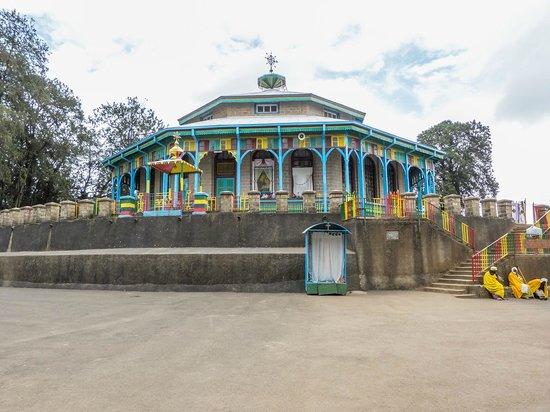 Entoto Hill: Santa Maria