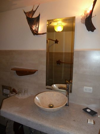 Hotel Amor de Mar:                   Beautiful, Recently Remodeled Bathroom
