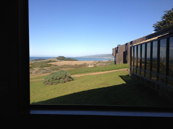 Sea Ranch:                                     Northcoast View from Restaurant