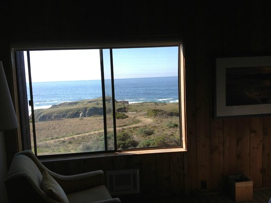 Sea Ranch: View from Room #6