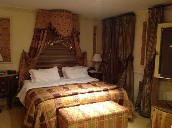 Baglioni Hotel Luna:                   CHAMBRE                 