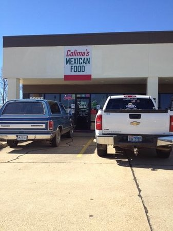 Colima's Mexican Food:                   this is the place                 
