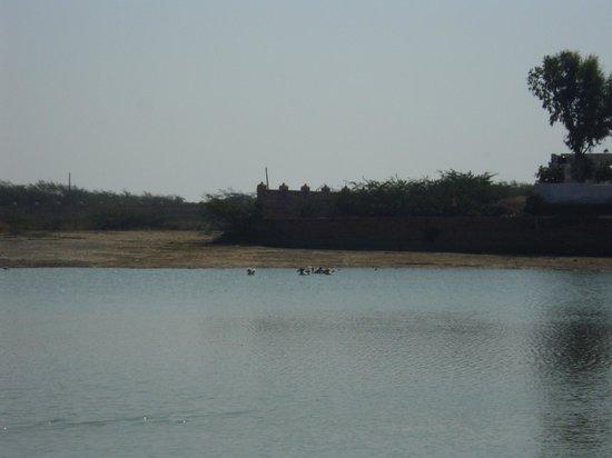 Bhuj, India:                   Narayan Sarovar