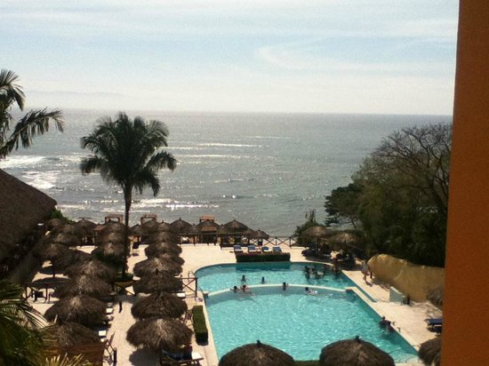 The Royal Suites Punta de Mita:                   View from our Master Suite
