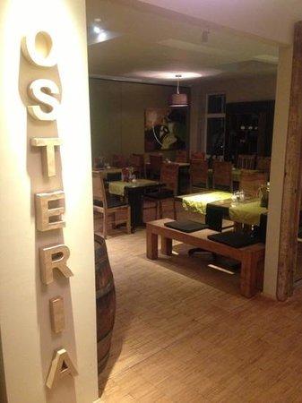 Hotel Viva Creativo:                   restaurant