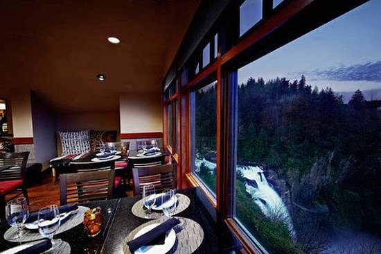 Salish Lodge & Spa: The Attic View