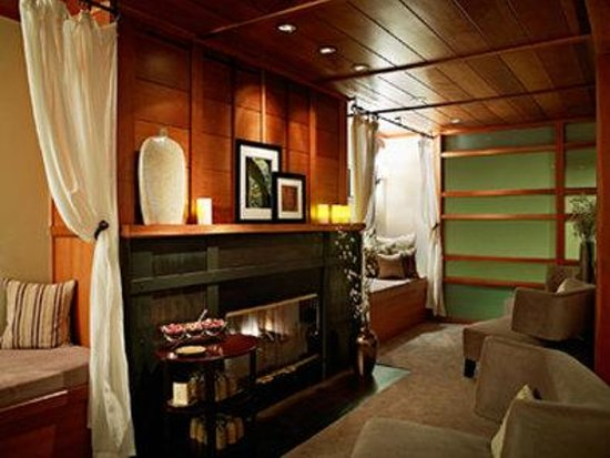 Salish Lodge & Spa: The Spa Relaxation Room