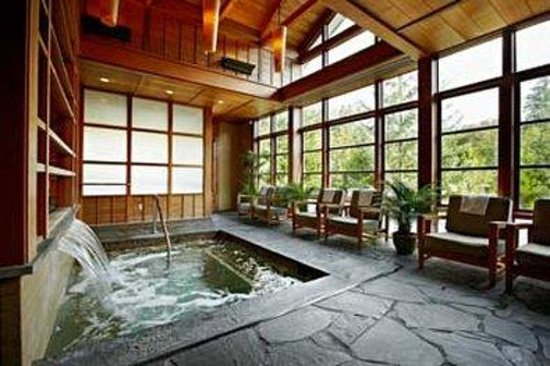 Salish Lodge & Spa: The Spa Soaking Pools