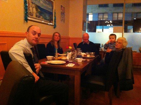 Zorba Mediterranean Taverna:                   Great Family Night Out!!!