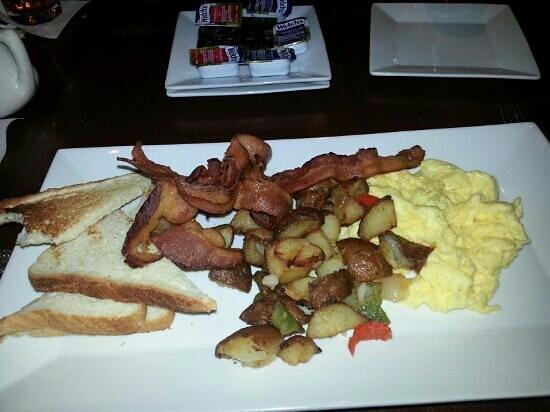 Oldcastle Pub & Restaurant :                   outstanding bacon!