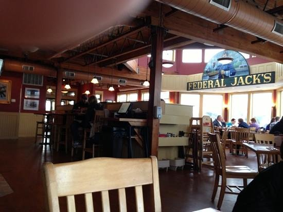 Federal Jacks Restaurant and Brewpub 사진